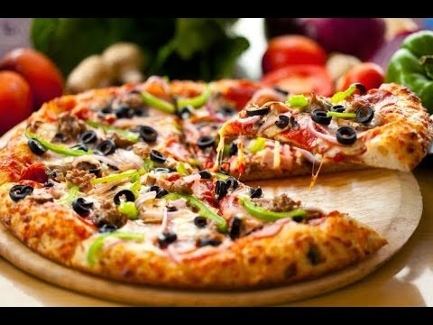 صوره طريقة تحضير بيتزا منزلية