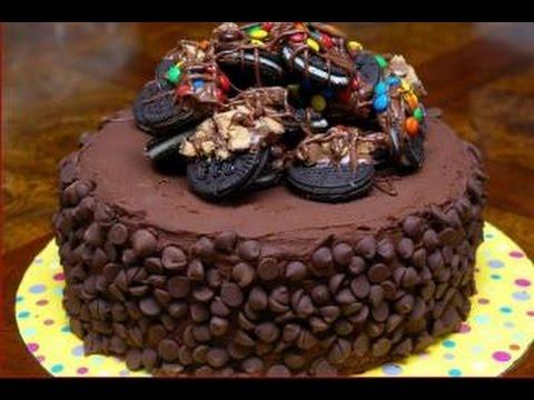 صور طريقة عمل تورتة الشوكولاته