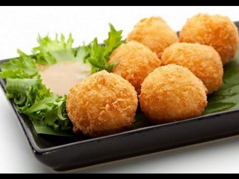 بالصور طريقة عمل كرات البطاطس المقلية بالجبنة hqdefault 73