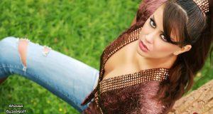 صورة معلومات عن ستيفاني سالم , صور ممثلة لبنانية جميلة