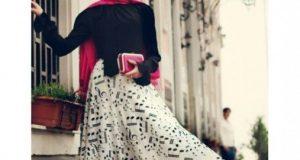 صوره احدث ازياء الفساتين والملابس