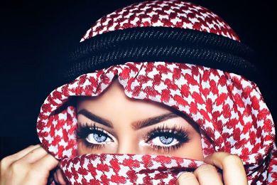 بالصور اجمل عيون في العالم manal