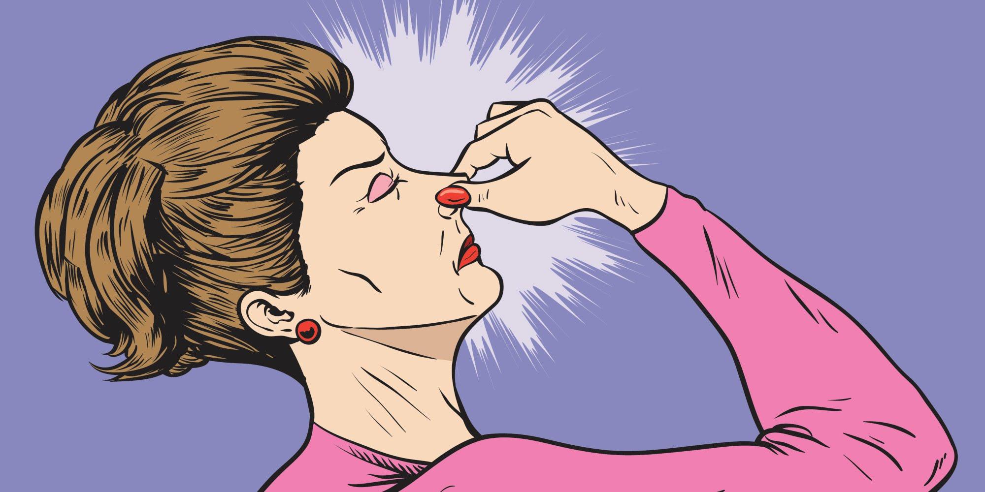 صورة رائحة المهبل الكريهة عند البنات