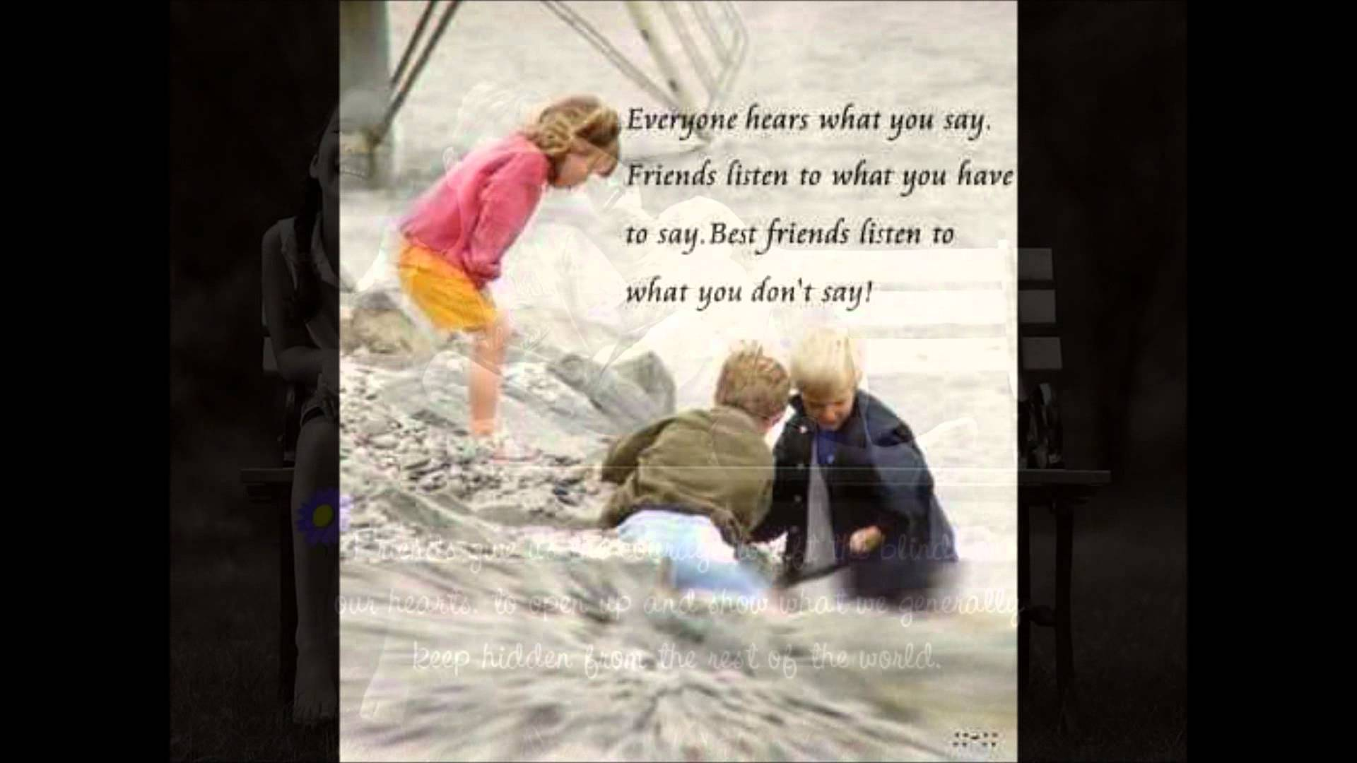 صوره امثال وحكم عن الصداقة بالانجليزي