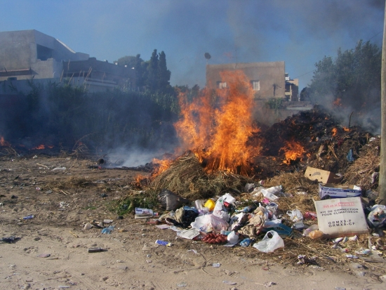 صوره تعريف التلوث باللغه الفرنسية