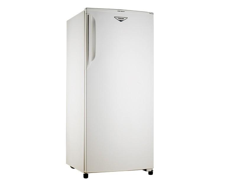 بالصور ديب فريزر توشيبا 5 درج toshiba deep freezer 5 drawer no frost white gf 22h w 1