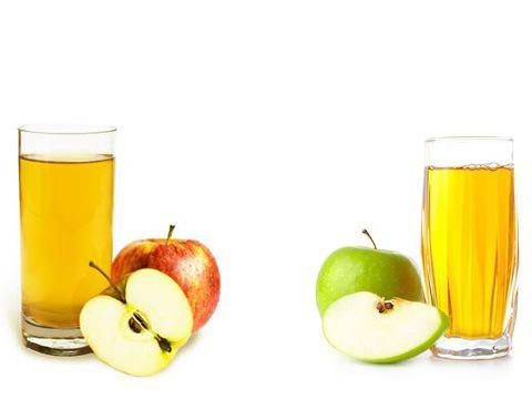 Image result for طريقَة  عصير تفاحِ لذيذ