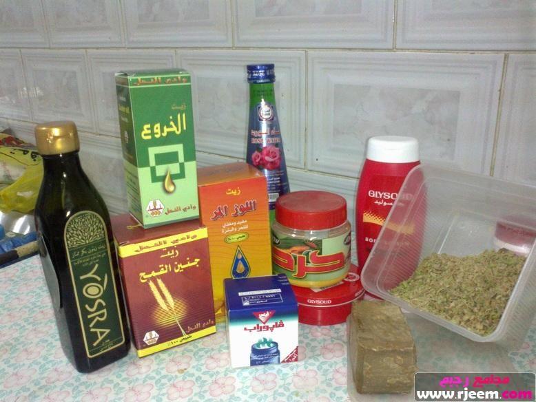 Image result for خلطة حور الجنان للشعر بالصور