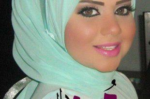 صورة احدث لفات الطرح للمحجبات , اروع لفات الحجاب للفتيات 2020