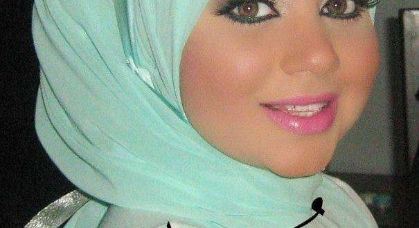 صوره احدث لفات الطرح للمحجبات , اروع لفات الحجاب للفتيات