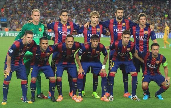بالصور اجدد صور فريق برشلونة 2019 1520